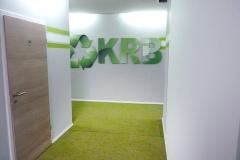 Firma KRB - Flurgestaltung